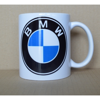 potisk hrnku BMW