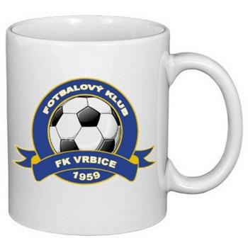 hrnek s potiskem fotbalový klub FK Vrbice