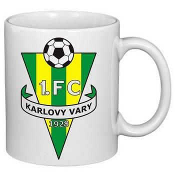 hrnek s potiskem 1. FC Karlovy Vary
